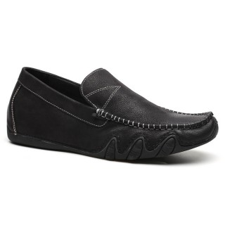Height Increasing Shoes for Men Casual Tall Men Shoes Slip On Lift Shoes  6 CM / 2.36 Inches