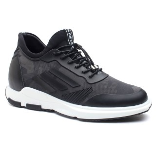 Height Increasing Sports Shoes Men Taller Shoes Outdoor Casual Elevator Shoes