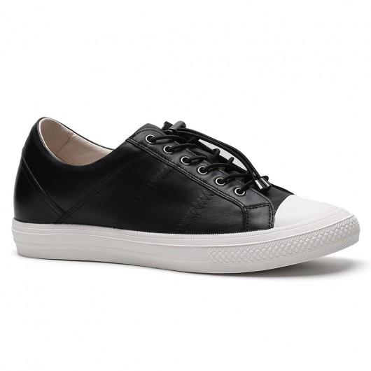 Lässige extra hohe Schuhe schuhe mit erhöhung männer schuhe hoher absatz 6 CM