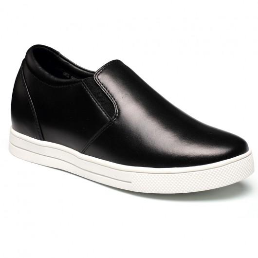 Schwarz Frauen Höhe erhöhen Schuhe Aufzug Turnschuhe schuhe mit verstecktem absatz frauen