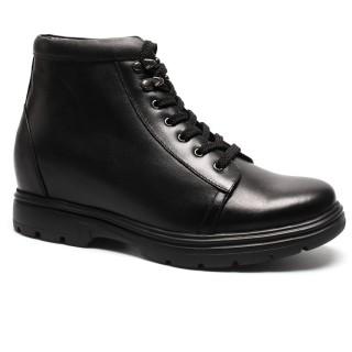 Elevated Shoes Boots Hidden Heels For Men
