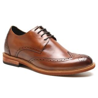 CMR Chamaripa skor som gör dig längre skor för korta män herrskor med klack 7 CM