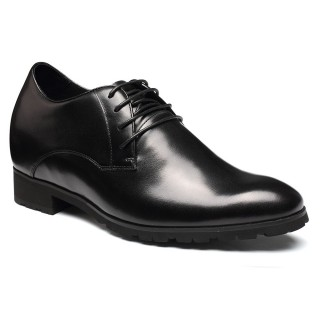 Chamaripa 10cm/3.94 Inch taller Elevator Dress shoes-For Men