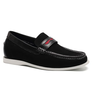 Stylish Peas Elevator Casual Shoes For Short Man