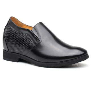 Men Hight Heel Shoes Taller Shoes Elvator Shoes for Men