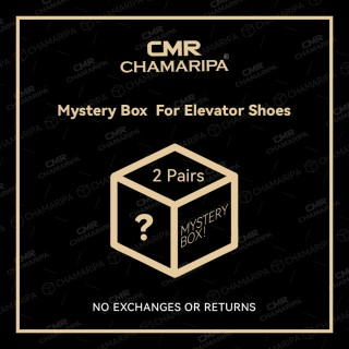Mystery Box Shoes - Mixed Shoes Shipped Randomly / 2 Pairs