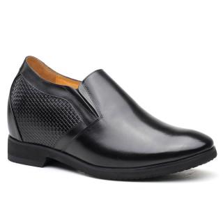Men Hight Heel Shoes Taller Shoes Elvator Shoes for Men