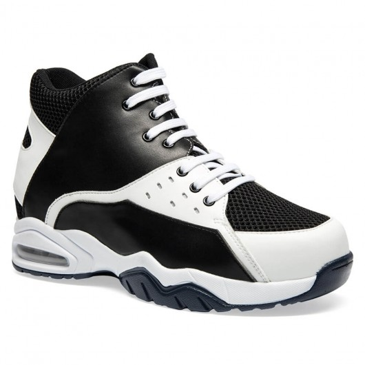 Chamaripa Verhogende Schoenen gympen met sleehak basketbalschoenen die je groter maken 9.5 CM