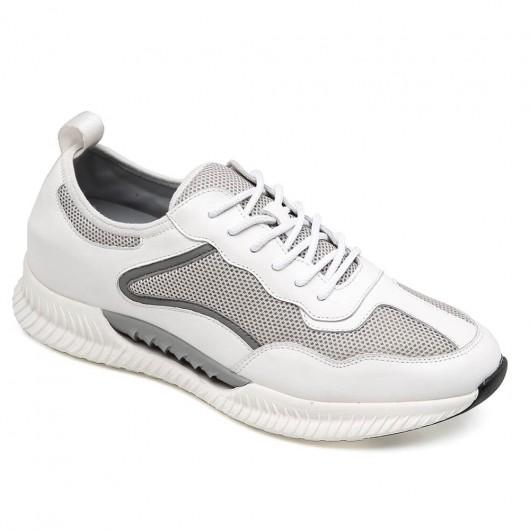 CHAMARIPA verhoogde schoenen verhogende schoenen mannen sneakers met ingebouwde hak 7CM