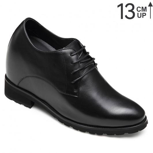 CHAMARIPA verhogende schoenen mannen mannen schoenen hoge hakken Derby schoenen 13CM