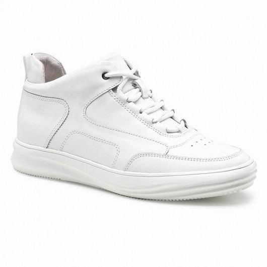 Chamaripa verhogende schoenen sneakers met verborgen sleehak Herenschoenen met hoge hak 6 CM Langer