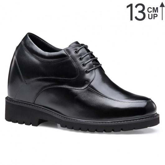Chamaripa onzichtbaar verhoogde schoenen Kleding schoenen Zwart 13CM Langer