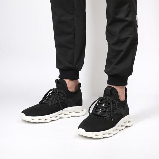 Chamaripa verhogende schoenen mannen schoenen met hoge hak schoenen die je langer maken 5 CM