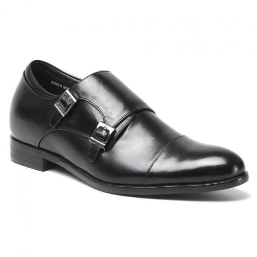 CHAMARIPA schoenen met verhoogde binnenzool Onzichtbaar Verhoogde Schoenen 7 CM Langer