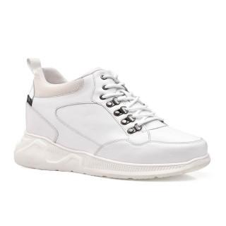 CHAMARIPA verhogende schoenen heren schoenen met hoge hak sneakers met verhoogde binnenzool 10 CM