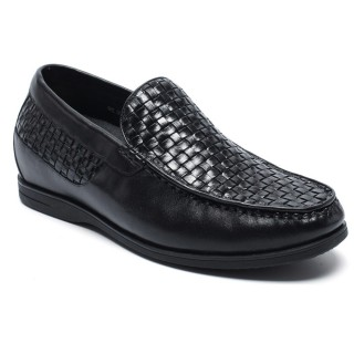 Customized Elevator Height Increasing Shoes For Men Handmade Shoes