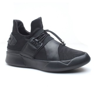 Hidden Height Increasing Sneaker High Top Running Elevator Shoes Lift Sports Shoe 7CM /2.76 Inches