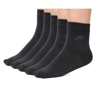 CHAMARIPA puste sorte sokker til mænd - et dusin sokker - (12 par)