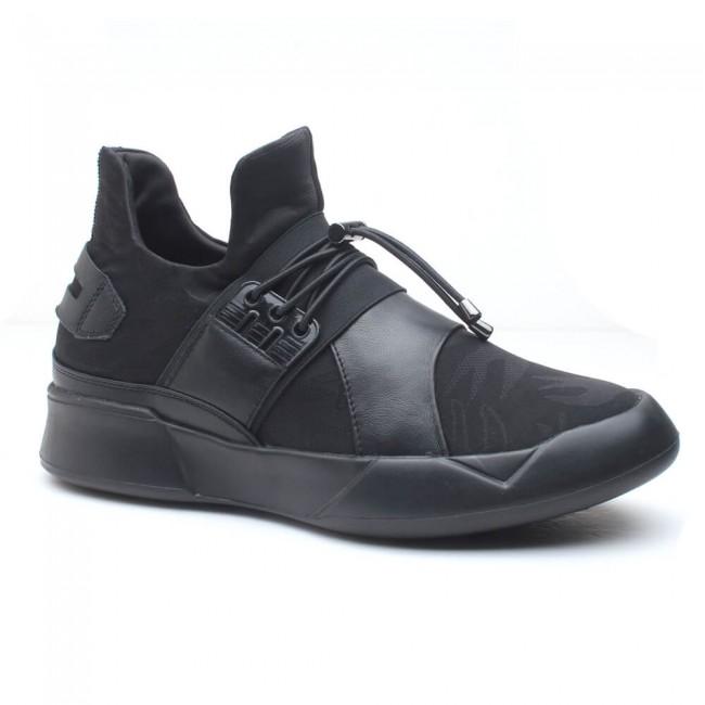 La hauteur cachée augmentant des espadrilles haut haut courant de course augmentent des chaussures de soulèvement d'athlétisme 7CM /2.76 pouces