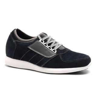 Augmenter la hauteur de 7cm Chaussure ee chaussure a talon pour homme