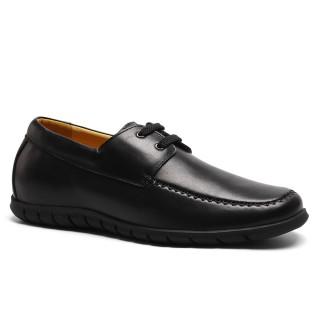 black increase men casual shoes