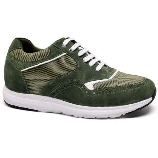 Ascensor Zapatos para hombre de la zapatos para aumentar estatura hombre de los altos talones