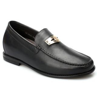 Zapatos para hombre altos superfino de los zapatos de hombre para verse mas alto