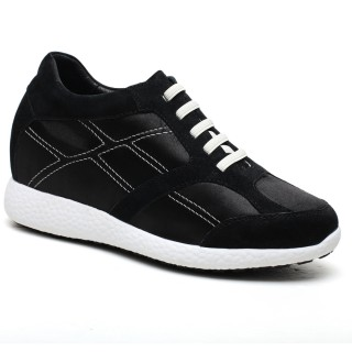 Women Extra Height Shoes Look Taller Sports Shoes