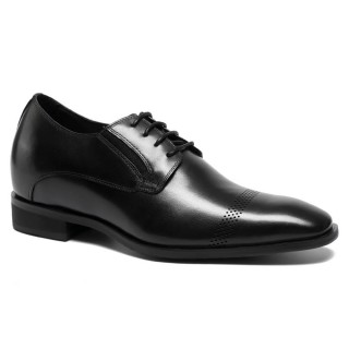 Men Dress Oxford Height Increasing Shoes Taller Shoes
