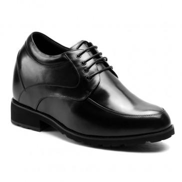 Chamaripaシークレット ビジネス シューズ上げ底 靴トール シューズ新郎 靴+13CM UP