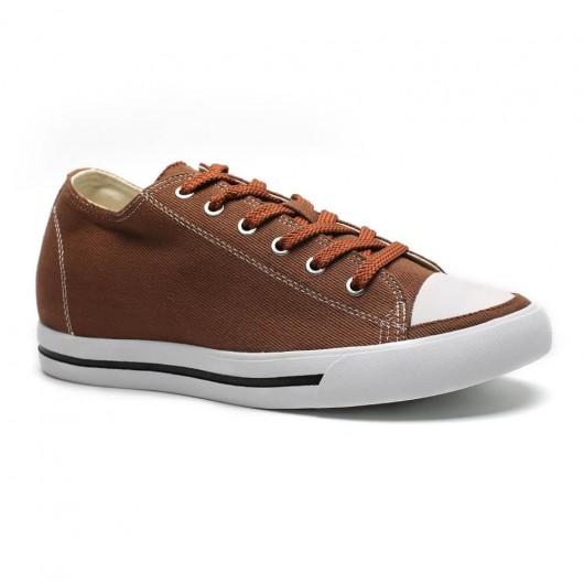 Chamaripa rialzo interno scarpe con tacco interno uomo 6CM