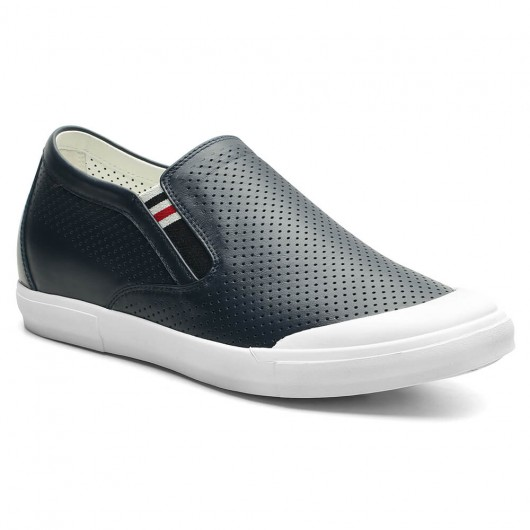 scarpe con rialzo uomo scarpe per sembrare più alti 6 CM scarpe tacco per uomo
