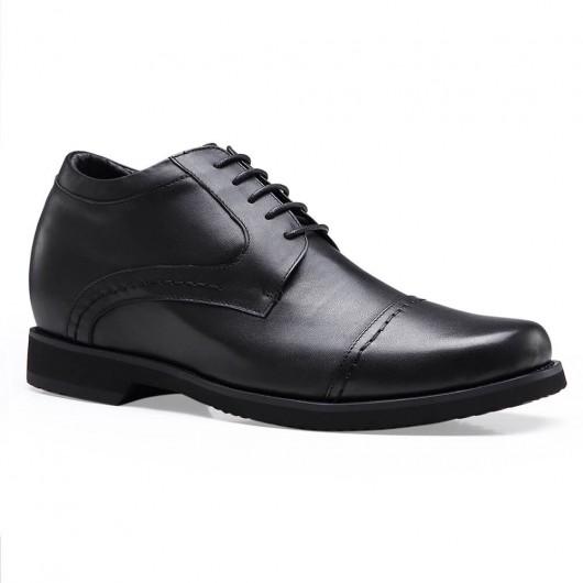 Chamaripa scarpe con rialzo interno uomo 10 CM scarpe uomo con tacco interno aumentare l altezza