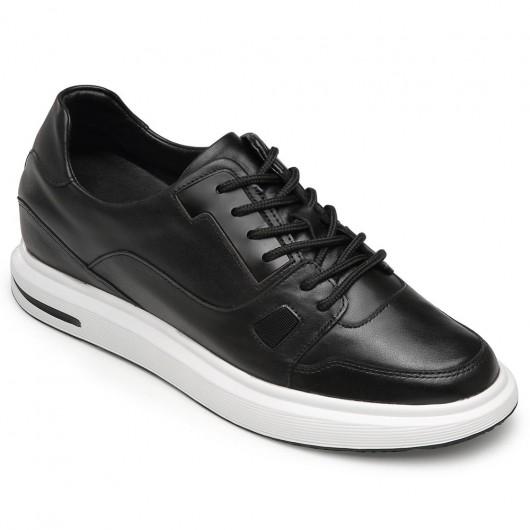 CHAMARIPA sneakers rialzanti scarpe con rialzo interno uomo diventare più alti 7 CM