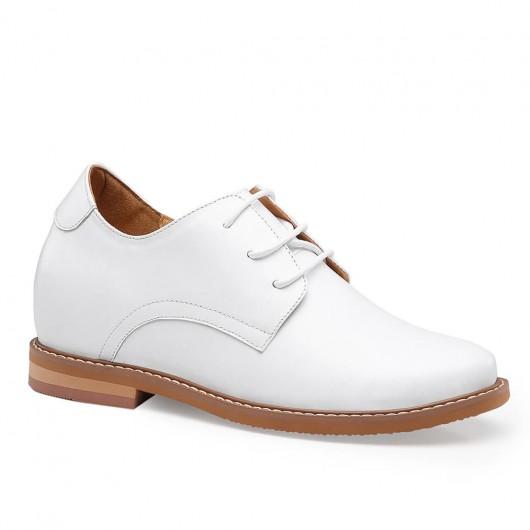 Chamaripa scarpe rialzate per donna scarpe eleganti comode con tacco rialzo scarpe donna 7 CM