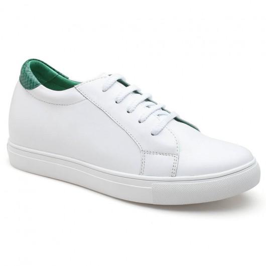 scarpe con tacco comode scarpe stringate donna scarpe sportive con rialzo 7 CM
