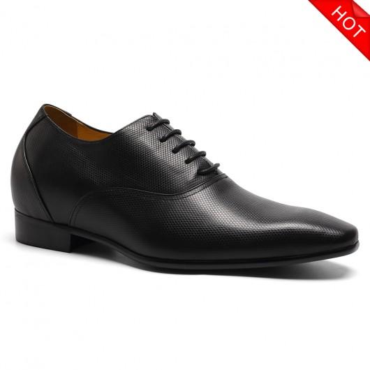 Chamaripa scarpe rialzate all'interno scarpe uomo con rialzo interno scarpe con tacco alto 7.5 CM
