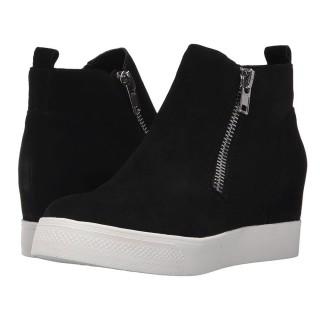Chamaripa - sneakers donna con zeppa - scarpe con zeppa interna economiche - 7 CM