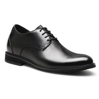 Chamaripa scarpe rialzate uomo eleganti scarpe con tacco uomo per essere piu alto 6 CM