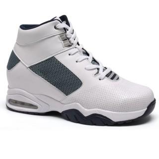 Elevator Sneakers scarpe tacco interno uomo Tall Man Shoes
