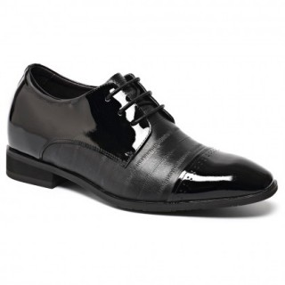 Taller Shoes Wedding Bridegroom Shoes High Shoes for Mens