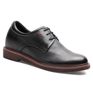 Chamaripa scarpe con rialzo interno scarpe rialzanti per uomo scarpe stringate uomo 7 CM