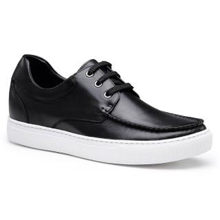 Chamaripa scarpe ginnastica con tacco interno sneakers con rialzo interno scarpe rialzate 6CM