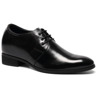 scarpe tacco interno uomo Height Elevator Shoes Men Dress High Shoes for Mens