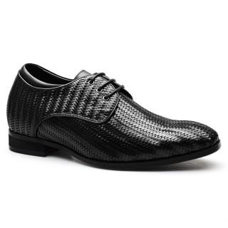 scarpe con tacco comode scarpe con rialzo interno scarpe rialzo uomo 7CM