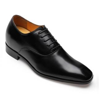 Chamaripa scarpe rialzate scarpe uomo con tacco alto scarpe ascensore per aumentare l'altezza 7 CM