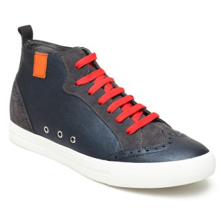Lift Sneakers Mens High Heel Shoes Elevated Shoes