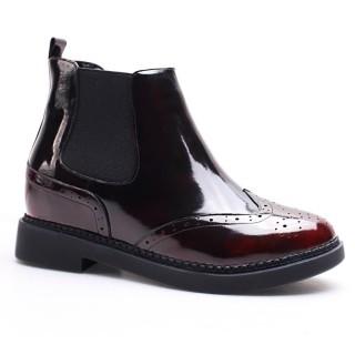 Ascarpe con rialzo interno donna scarpe con zeppa interna scarpe con rialzo donna 7 CM